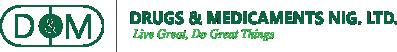 D&M Logo - Slogan - Big