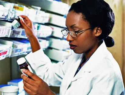 PharmacistWoman